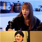 김신영,홍선영,홍자매,다이어트