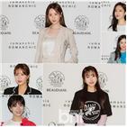 메이크업,스타,컬러,패션위크,서현,전효성,이미지