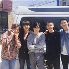 인피니트,최민호,입대,지난달,샤이니,장동우,활동