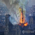 음모론,노트르담,화재,인터넷,9·11