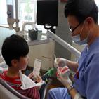 서울시,초등학교,아동,치과주치의