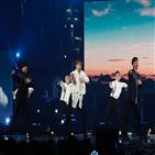 공연,엑소,첸백,일본