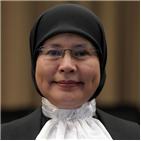 말레이시아,판사,총리,작년,마이문,여성