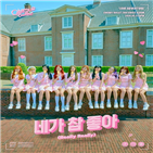 체리블렛,컴백,22일,공개