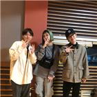 김선재,라디오,이영지,출연,방송