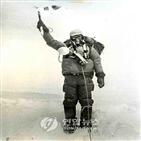 한국인,최초,에베레스트