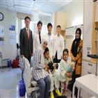 레바논,수술,인하대병원,어린이