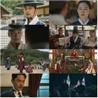 녹두꽃,조정석,이하응,한예리,일본군,충격,SBS