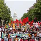 기후변화,백악관,경고,트럼프,증언