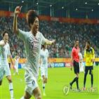 최준,크로스,선수,왼쪽,결승골,오세훈,이번,한국
