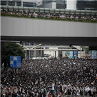 홍콩,시위,시위대,법안,경찰,이날,정부,입법회,심의,범죄인