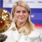 프랑스,노르웨이,리그,발롱도르,월드컵,한국,여자