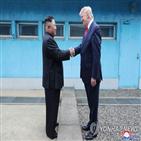 대통령,판문점,회동,북미,정상,트럼프,북한,협상