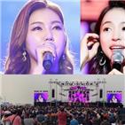 콘서트,미스트롯,드라마