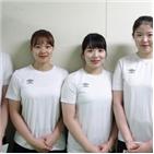 춘천시청,선수,국가대표,코치,하승연