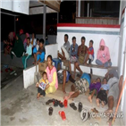 쓰나미,지진,주민,발생,인도네시아
