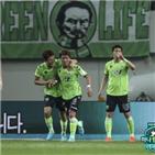 김승대,전북,경기,결승골,서울,수비수,감독,선수