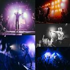 공연,영국,버스터즈,투어,라디오,인터뷰