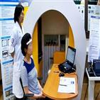 뇌파,치매,선별검사,측정,연구,전전두엽