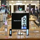 갤럭시,삼성전자,판매량,영업이익,폴드,수익성,확대,노트10