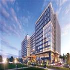 지식산업센터,경기,대형,상업시설,업무,기숙사,연면적
