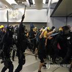 홍콩,주둔,중국군,중국,개입,시위,사태,병력,인민해방군