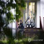 경찰,노르웨이,총격,용의자,사건