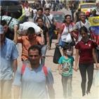 이주민,사망,베네수엘라