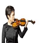 정경화,케너,브람스,무대,바이올린