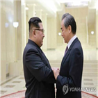 방문,국무위원,북한,중국,방북,한반도