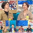 백지영,북한,공연,라디오스타,안영미,예정