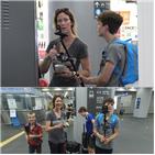 엄마,웨일스,한국,티켓