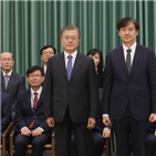 장관,정권,검찰,문재인,수사,조국,대통령,임명,한국당,민주당