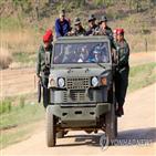 콜롬비아,베네수엘라,정부,국경,훈련,마두로,대통령