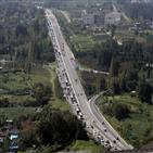 구간,고속도로,원활,정체,소통
