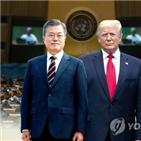 트럼프,대통령,실무협상,북미,북한,한미정상회담,미국,가능성,대북,대한