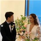 배윤정,결혼,축하