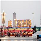 열병식,톈안먼,시민,베이징,이날,도심,최대