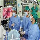 환자,복강경,수술,개복수술