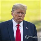 트럼프,대통령,북한,대북,상황,발사,압박,대응,협상,실무협상