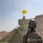 쿠르드족,시리아,정권,알아사드,미군,위해,러시아,미국,터키