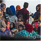 시리아,터키군,아인,라스,지역,포격,터키,공격,북동부