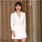 송혜교,행사,포토콜