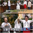 김수미,전인권,반찬,임현식,반죽