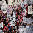 시카고,교사,시장,교직원,학생,라이트풋,노조,파업,요구