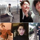 스타,이종석,김재영,모델,배우,모습,촬영,역시