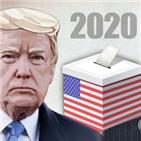 트럼프,대통령,바이든,지지율,대선,차이,부통령,민주당,포인트