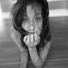 이효리,흑백사진