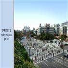 설치,대각선,서울시,횡단보도