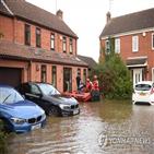 홍수,지역,정부,대표,대응,잉글랜드,북부